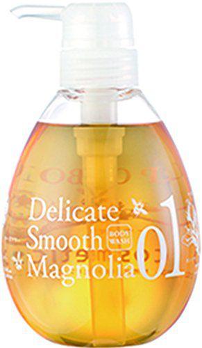 オブ・コスメティックスのオブ・コスメティックス Of cosmetics ソープオブボディ・01-Ma 本体 450ml マグノリア(木蓮)の香りに関する画像1