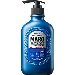 MARO マーロ MARO 全身用クールクレンジングソープ 400mlの画像