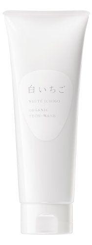 ホワイトイチゴ ホワイトイチゴ WHITE ICHIGO オーガニック テック-ウォッシュ 120gの画像