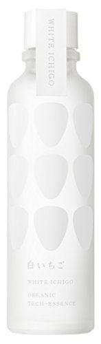 ホワイトイチゴ ホワイトイチゴ WHITE ICHIGO オーガニック テック-エッセンス 120mlの画像
