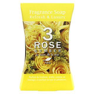 ROSE NUMBER ROSE NUMBER -au nom de la rose paris- ソープバー No.3 100gの画像