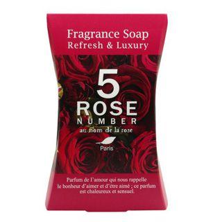 null ROSE NUMBER -au nom de la rose paris- ソープバー No.5 100gの画像