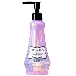 LIPS and HIPS リップスアンドヒップス LIPS and HIPS HAND SOAP ROMANCE BOUQUETの香り 230mlの画像
