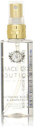 グレースコール グレースコール GRACE COLE BOUTQUE ボディミスト ネクタリンブロッサム&グレープフルーツ 100mlの画像