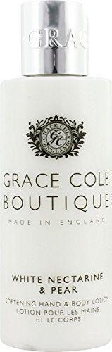 グレースコール グレースコール GRACE COLE BOUTQUE ハンド&ボディローション ホワイトネクタリン&ペア 100mlの画像