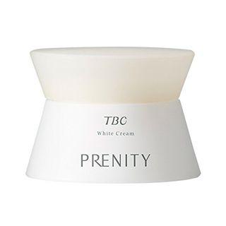 TBC ティービーシー TBC プレニティ ホワイトクリーム 60gの画像
