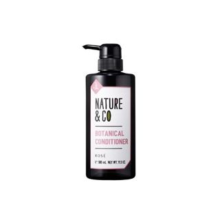 Nature&Co ネイチャーアンドコー Nature & Co ボタニカル コンディショナー コンディショナー/本体 500mL リラックスハーバルグリーンの香りの画像
