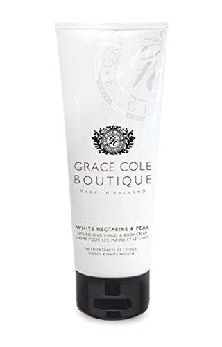 グレースコール グレースコール GRACE COLE BOUTQUE ボディスクラブ ホワイトネクタリン&ペア 238mlの画像
