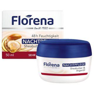 フロレナ フロレナ Florena フェイス ナイトクリーム SB(シアバター) 50mlの画像