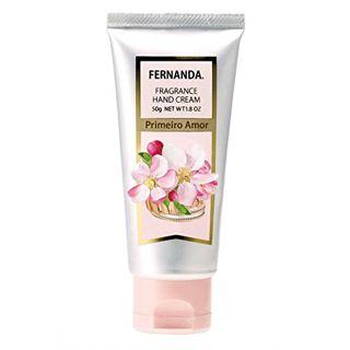 フェルナンダ フェルナンダ FERNANDA フレグランスハンドクリーム プリメイロアモール 50gの画像