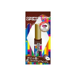 デコラガール デコラガール クーピー柄リップグロス ショコラ・ショコラン 約6gの画像