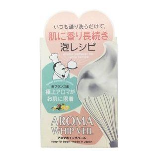 ペリカン石鹸 ペリカン石鹸 MAMA CHAPO アロマホイップベール石鹸 100gの画像