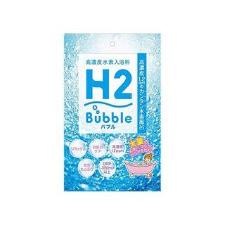 ガウラ GAURA 水素入浴料「H2Bubble」 お試しパック(5回分) 25g×5包 カラダがぽかぽかの画像