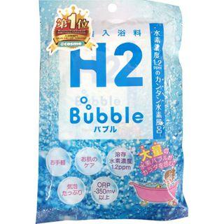 ガウラ GAURA 水素入浴料「H2バブル」 カラダがぽかぽか 25gの画像