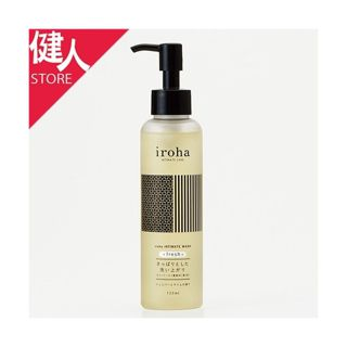 null iroha INTIMATE CARE iroha INTIMATE WASH fresh ジュニパーとライムの香り 135mlの画像