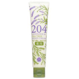 オブ・コスメティックス オブ・コスメティックス Of cosmetics 薬用ハンドクリーム・204-TL 本体 42g ラベンダーティーツリーの香りの画像