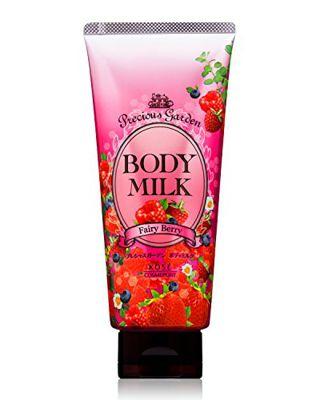 プレシャスガーデン プレシャスガーデン ボディミルク (フェアリーベリー) 200g ほんのり甘くやわらかなフェアリーベリーの香りの画像