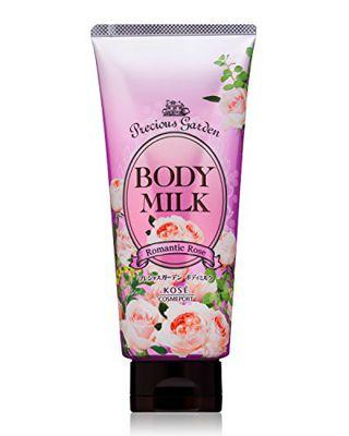 プレシャスガーデン プレシャスガーデン ボディミルク (ロマンティックローズ) 200g ふわり華やかなロマンティックローズの香りの画像