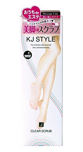 KJ STYLE ケージェースタイル KJ STYLE CLEAR SCRUB 200gの画像