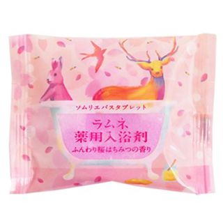 チャーリー ソムリエバスタブレット ふんわり桜はちみつの香り 40gの画像
