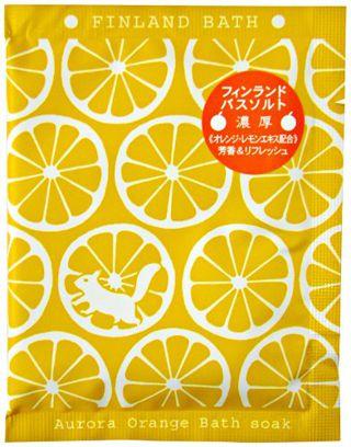 チャーリー チャーリー CHARLEY フィンランドバスソーク オーロラオレンジ 50g オレンジの香りの画像