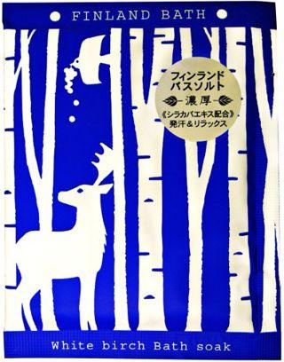 チャーリー チャーリー CHARLEY フィンランドバスソーク ホワイトバーチ 50g 白樺の香りの画像