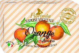 null 日本グランド・シャンパーニュ フロリンダフレグランスソープ ベストセラーシリーズ 190g オレンジの画像
