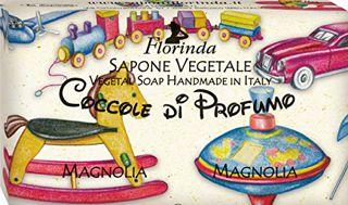 null 日本グランド・シャンパーニュ フロリンダフレグランスソープ おもちゃシリーズ 95g マグノリアの画像
