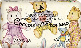 日本グランド・シャンパーニュ 日本グランド・シャンパーニュ フロリンダフレグランスソープ おもちゃシリーズ 95g バニラの画像
