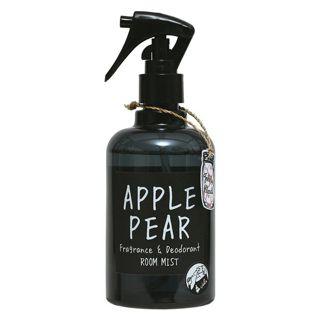 ジョンズブレンド John'sBlend フレグランス&デオドランントルームミスト アップルペアー 280ml アップルとペアーの甘さが心地良いサボン系の香りの画像