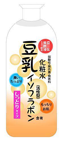 純ケミファ 純ケミファ 豆乳化粧水しっとりタイプ 480mlの画像