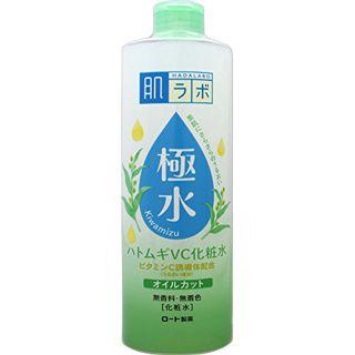 肌ラボ 肌ラボ HADA LABO 極水 ハトムギVC化粧水 400mlの画像