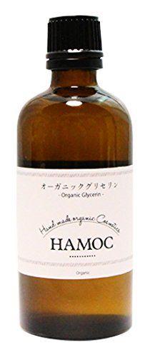 null ケアリングジャパン HAMOC化粧品基材 オーガニックグリセリン オーガニックグリセリン 100mlの画像