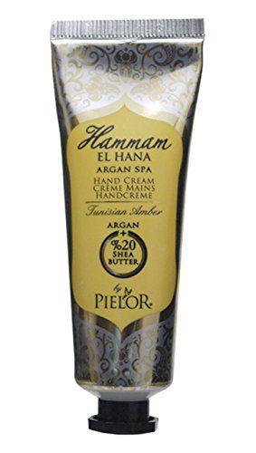 ピエロー PIELOR(ピエロー) ハマムエルハナ アルガンスパ ハンドクリーム チュニジアンアンバー 30ml オリエンタルに艶めく魅惑の香りの画像