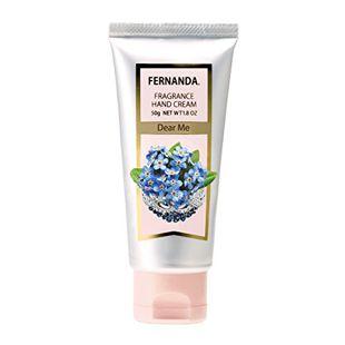 フェルナンダ フレグランスハンドクリーム ディアミー 50g の画像 0