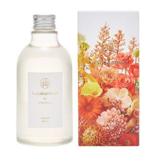 kusakanmuri kusakanmuri (クサカンムリ) バスオイル HIDAMARI 300ml シトラス&レモングラスの香りの画像