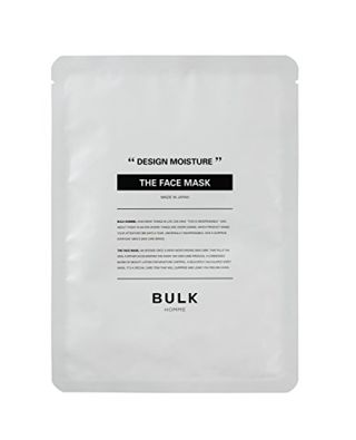 BULK HOMME BULK HOMME THE FACE MASK 1枚入の画像