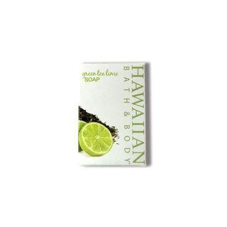 HAWAIIAN BATH&BODY Hawaiian Bath&Body ソープ(グリーンティ&ライムソープ) 92gの画像