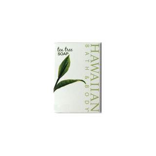 HAWAIIAN BATH&BODY Hawaiian Bath&Body ソープ(ティーツリーソープ) 92gの画像
