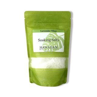HAWAIIAN BATH&BODY Hawaiian Bath&Body バスソルト(ラベンダーミント) 355gの画像