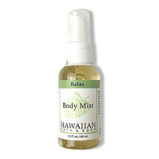 HAWAIIAN BATH&BODY Hawaiian Bath&Body リラックス・アロマセラピー・ボディミスト 60mlの画像