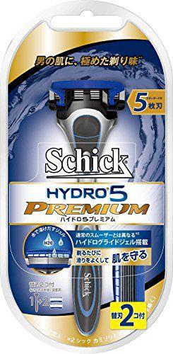 シック シック Schick ハイドロ5プレミアムホルダーの画像