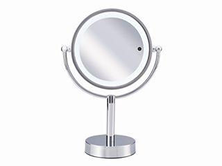 コイズミ KOIZUMI(コイズミ) 拡大鏡 シルバーの画像