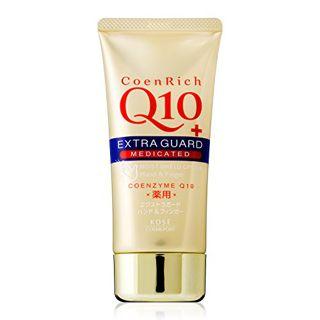コエンリッチQ10 コエンリッチQ10 コエンリッチ 薬用エクストラガード ハンドクリーム 80gの画像