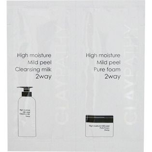 クレパシー クレパシー ハイモイスチャー トライアル クレンジング&フォーム 6ml+6g ナイトローズ&ミスティローズの香りの画像