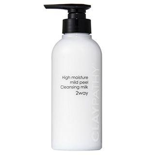 クレパシー クレパシー ハイモイスチャー マイルドピール クレンジングミルク 300ml ナイトローズの香りの画像