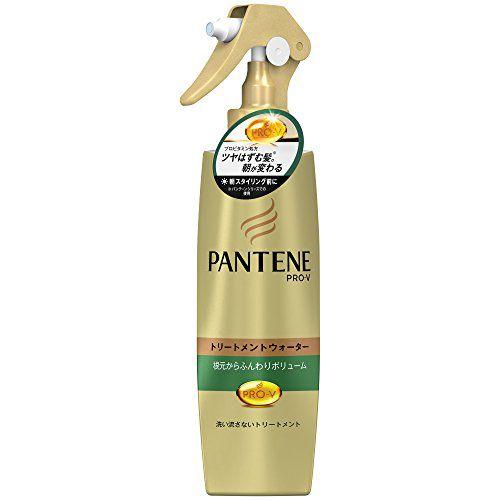 パンテーンのパンテーン PANTENE エアリーふんわりケア 細い・ボリュームがない髪用 トリートメントウォーター 200mlに関する画像1