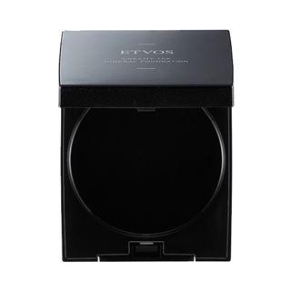 エトヴォス エトヴォス ETVOS クリーミィタップミネラルファンデーション ブラックケース W66×D20×H77の画像