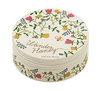 ベキュアハニー ベキュア ハニー ワンダーハニー 濃蜜マルシェのクリームバーム フラワー 75g 花はちみつの画像