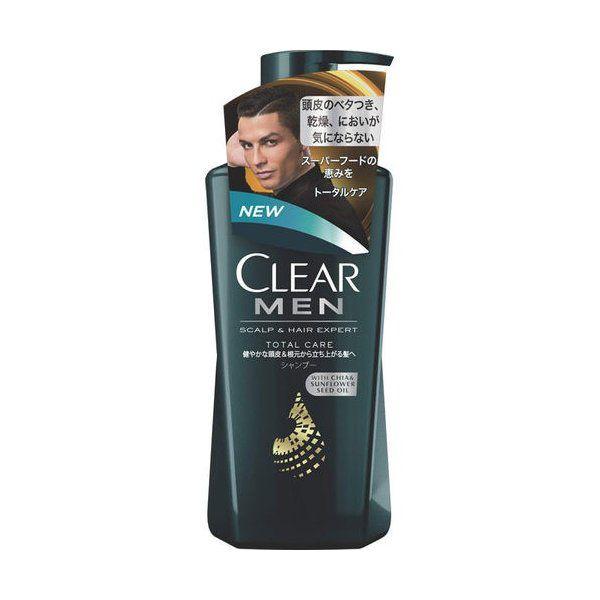 CLEARのクリア CLEAR フォーメントータルケアシャンプー 本体 350gに関する画像1